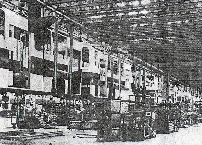 PR110U w produkcji