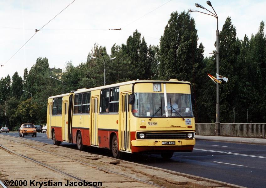 Ikarus 280.26 #5286