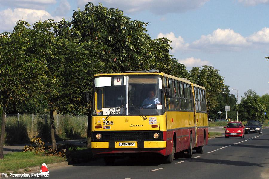 Ikarus 280.26 #5298
