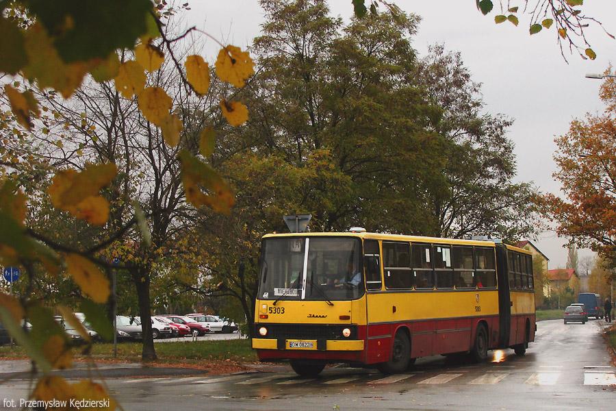 Ikarus 280.26 #5303