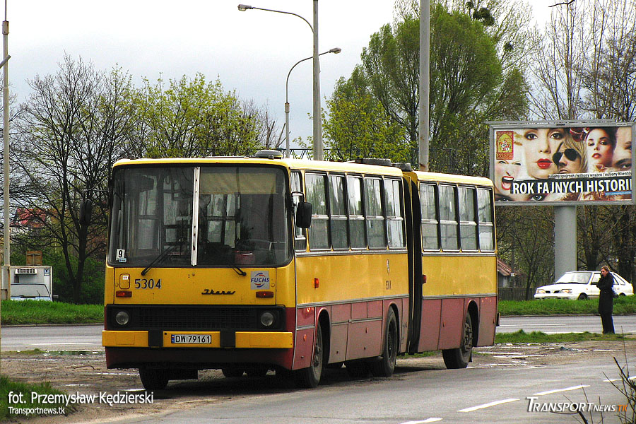 Ikarus 280.26 #5304
