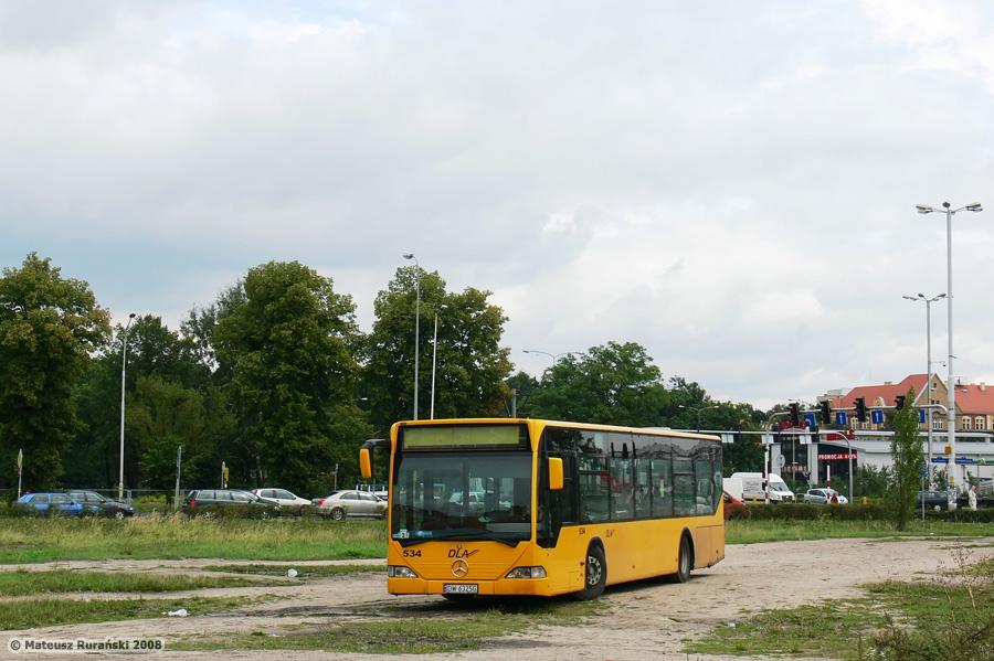 Mercedes O530 #534