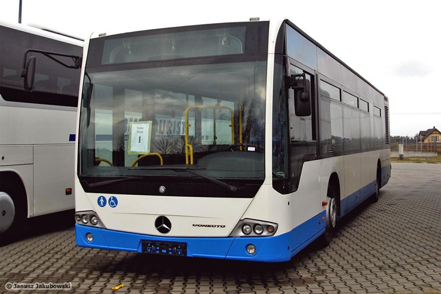 Mercedes Conecto LF