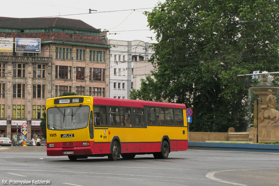 Jelcz M121M #9505