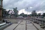 Przebudowa placu Bema