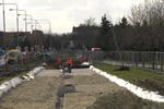 Budowa linii tramwajowej na Gaj