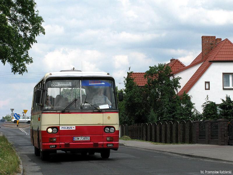 Autosan H9-21 #DW 7389E