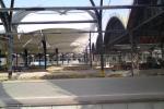 WIdok z peronu 5