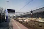 Widok na peron 6