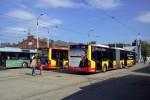 Autobusy na Dniach Otwartych Zajezdni Borek 2011