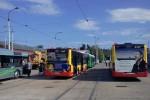 Autobusy na Dniach Otwartych Zajezdni Borek