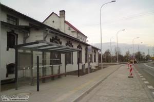 10.11.2012, Nowy przystanek dla linii 904, 914/914a, oraz dla 944.