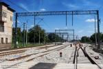 Modernizacja stacji Wrocław Leśnica