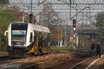 15.10.2013 |Wrocław Psie Pole| SA134-004 zaraz wjedzie w linię 326 jako popołudniowy pociąg osobowy do Trzebnicy.