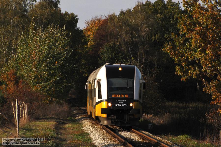 Zastępcza komunikacja za pociągi do Trzebnicy