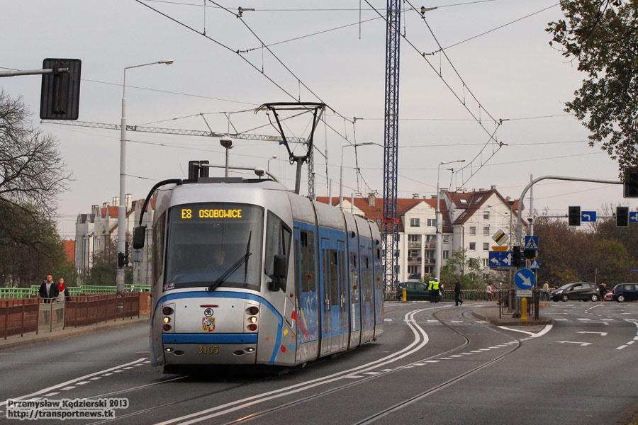 Škoda 19T #3105