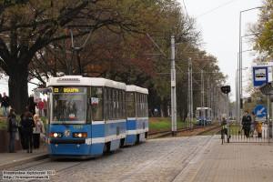 1.11.2013, Wrocław, ul. Osobowicka.