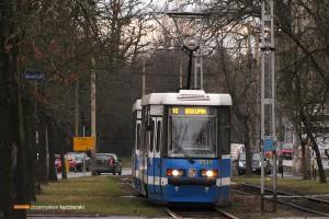 09.01.2014, Wrocław ul. Wróblewskiego.