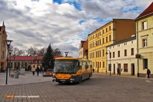 10.01.2014, Wrocław, ul. Krzywoustego/Gorlicka.