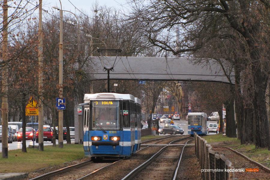 Dodatkowe linie tramwajowe na Juwenalia