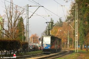 03.11.2008, Wrocław ul. Grabiszyńska.