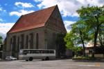 10.05.2014, Sobótka dworzec autobusowy.