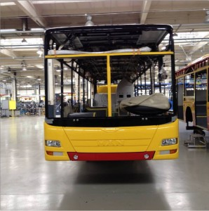 Autobusy MAN Lion's City dla wrocławskiego oddziału ITS Michalczewski. fot. MPK Wrocław