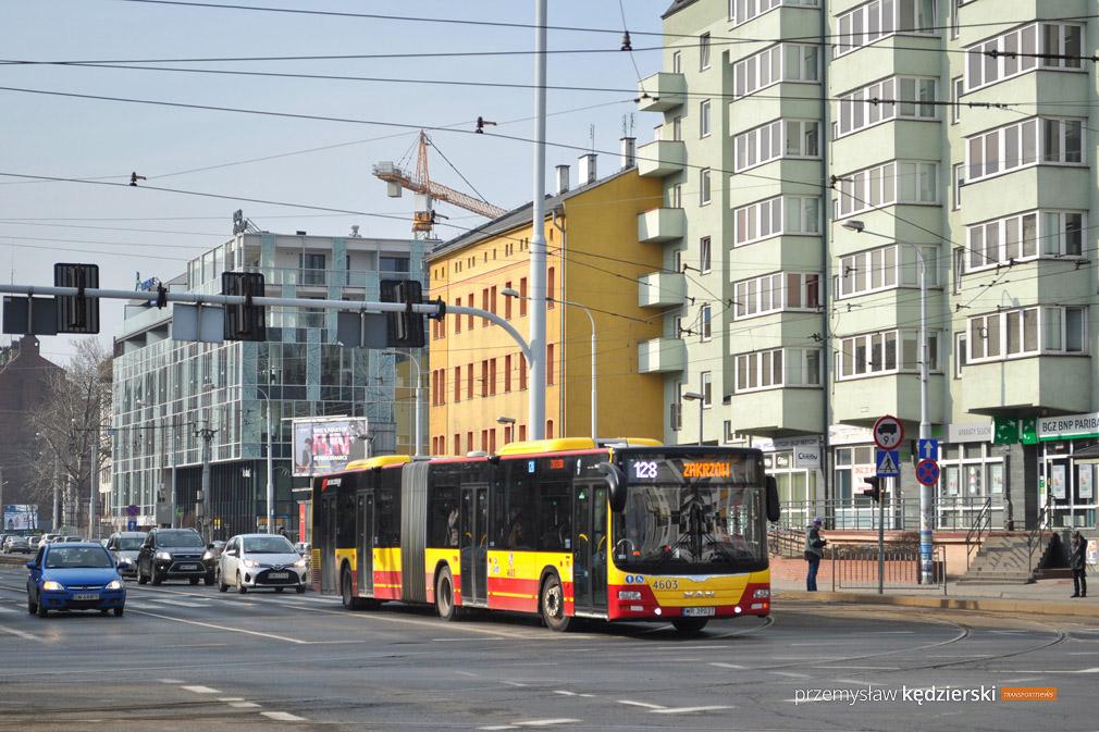 MPK wybrało ofertę firmy MAN na dostawę 50 przegubowych autobusów