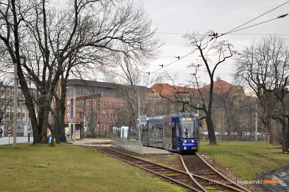 Utrudnienia w ruchu tramwajowym na zachodzie Wrocławia