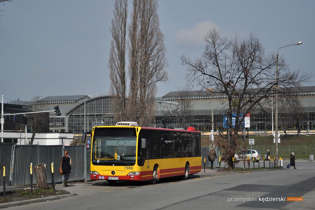 Przebudowa ulicy Suchej – zmiana tras autobusowych