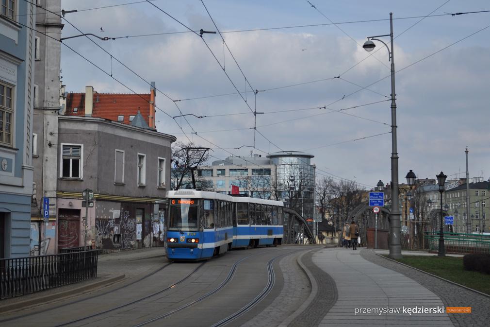 Tramwaje powróciły na ul. Trzebnicką