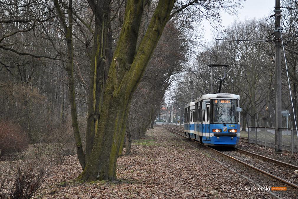 Od soboty na Sępolno dojadą 3 linie tramwajowe