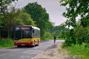 27.05.2016, Wrocław, ul. Opatowicka. Solaris na linii 120.