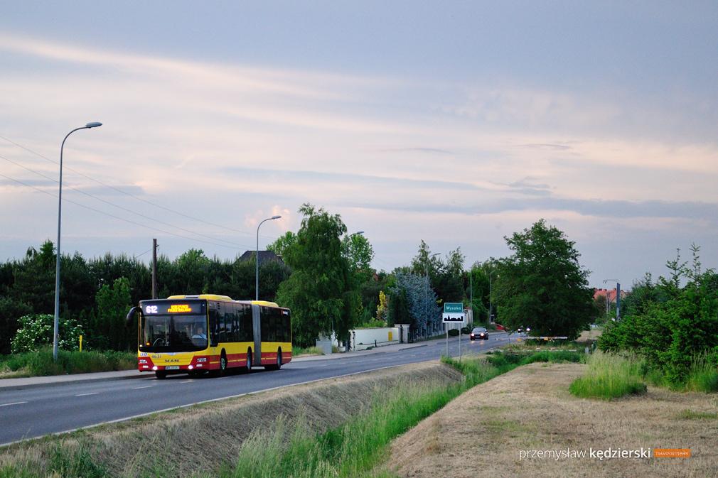 Zmiany trasy linii 112 i 612 na Ołtaszynie