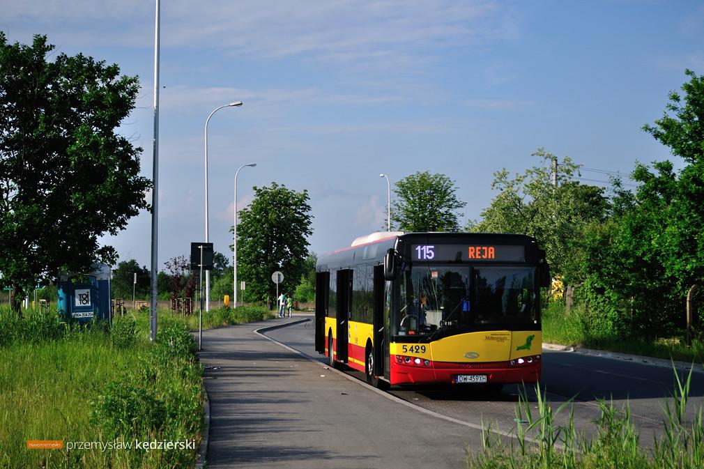 Solaris Urbino 12 #5429