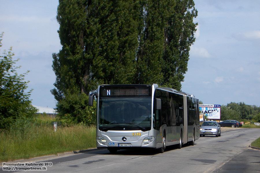 MPK Wrocław zamówi 50 autobusów plus 50 w opcji