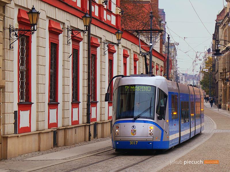 Festiwal Wratislavia Cantans – linie tramwajowe 6 i 7 z objazdami