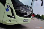 30.06.2016, Wrocław, fabryka Volvo. Autobus elektryczny Volvo ElectriCity Concept Bus. fot. Jakub Piecuch.