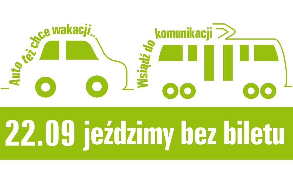 Dzień Bez Samochodu – zmiany tras autobusów