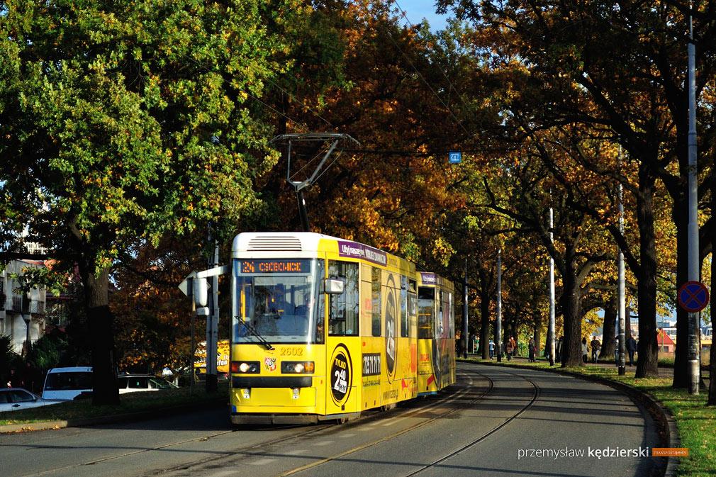 Zmiany tras z powodu przebudowy ulicy Osobowickiej