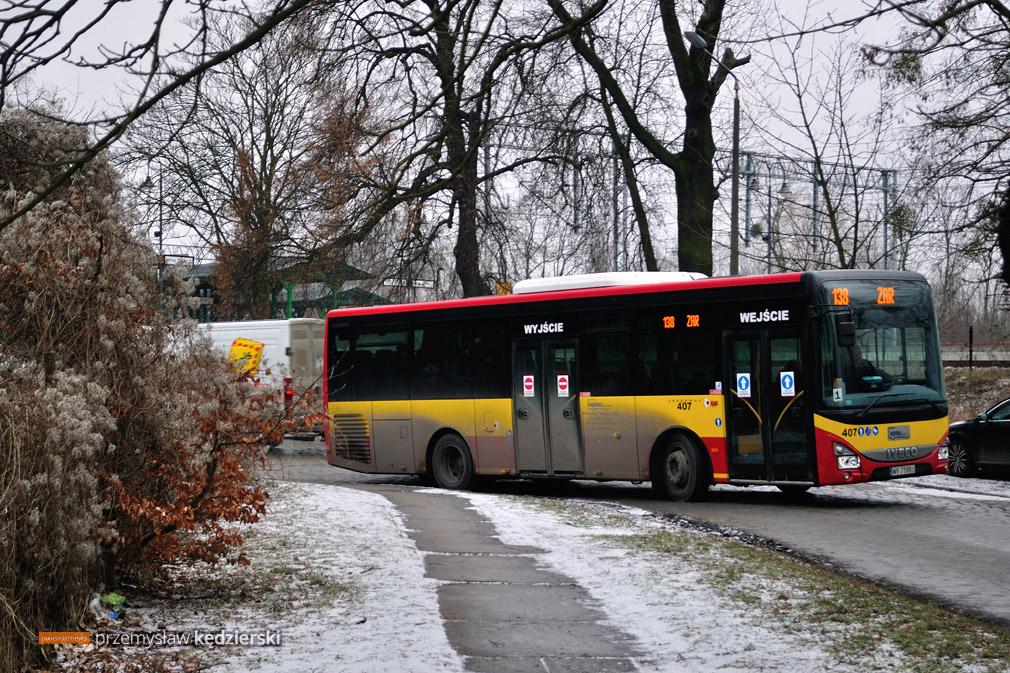 Iveco Crossway 10.8LE #407