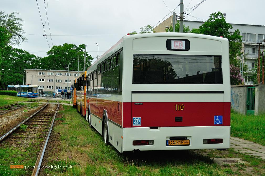 Jelcz M121MB #110