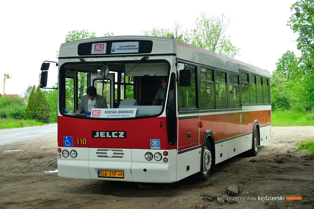 Jelcz M121MB #110