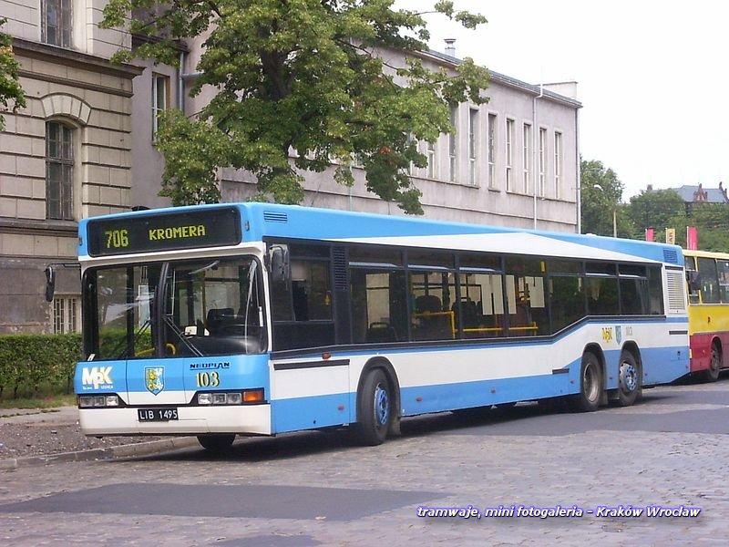 Neoplan N4020td #103