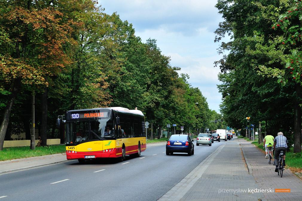 Kolejny etap przebudowy ulicy Berenta – zmiany tras linii autobusowych