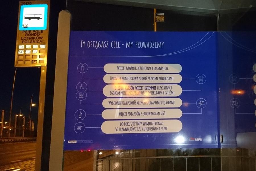 [FELIETON] Nowy tramwaj, nowoczesna reklama