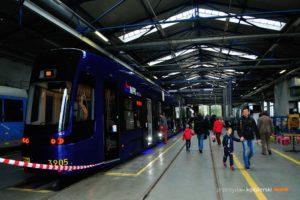Tak było rok temu na Dniach Otwartych MPK. fot. Transportnews