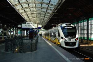 Newag Impuls 45WE. fot. Transportnews