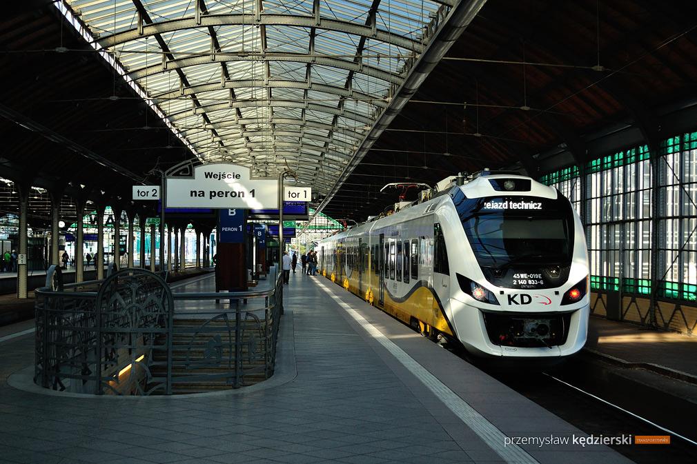 Nowy rozkład pociągów 2017/2018