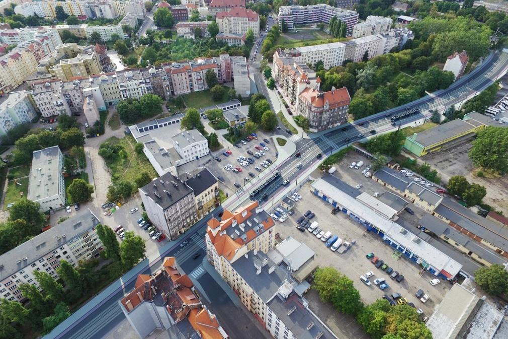 Budowa torowiska tramwajowego na ulicy Hubskiej [AKTUALIZACJA]